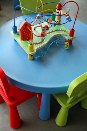 Table de Jeux pour les tout petits