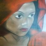 reproduction d'après peinture de Séréna