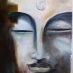 Portrait Bouddha